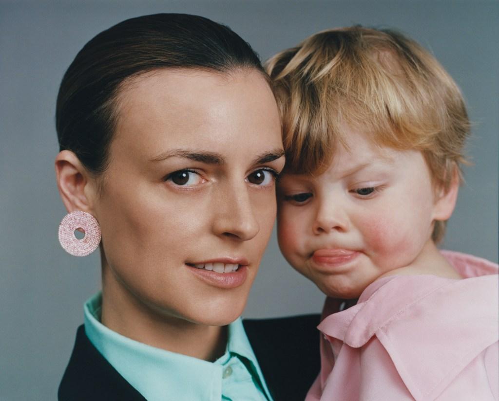 "Sabine Getty ""Big"" campaign"
