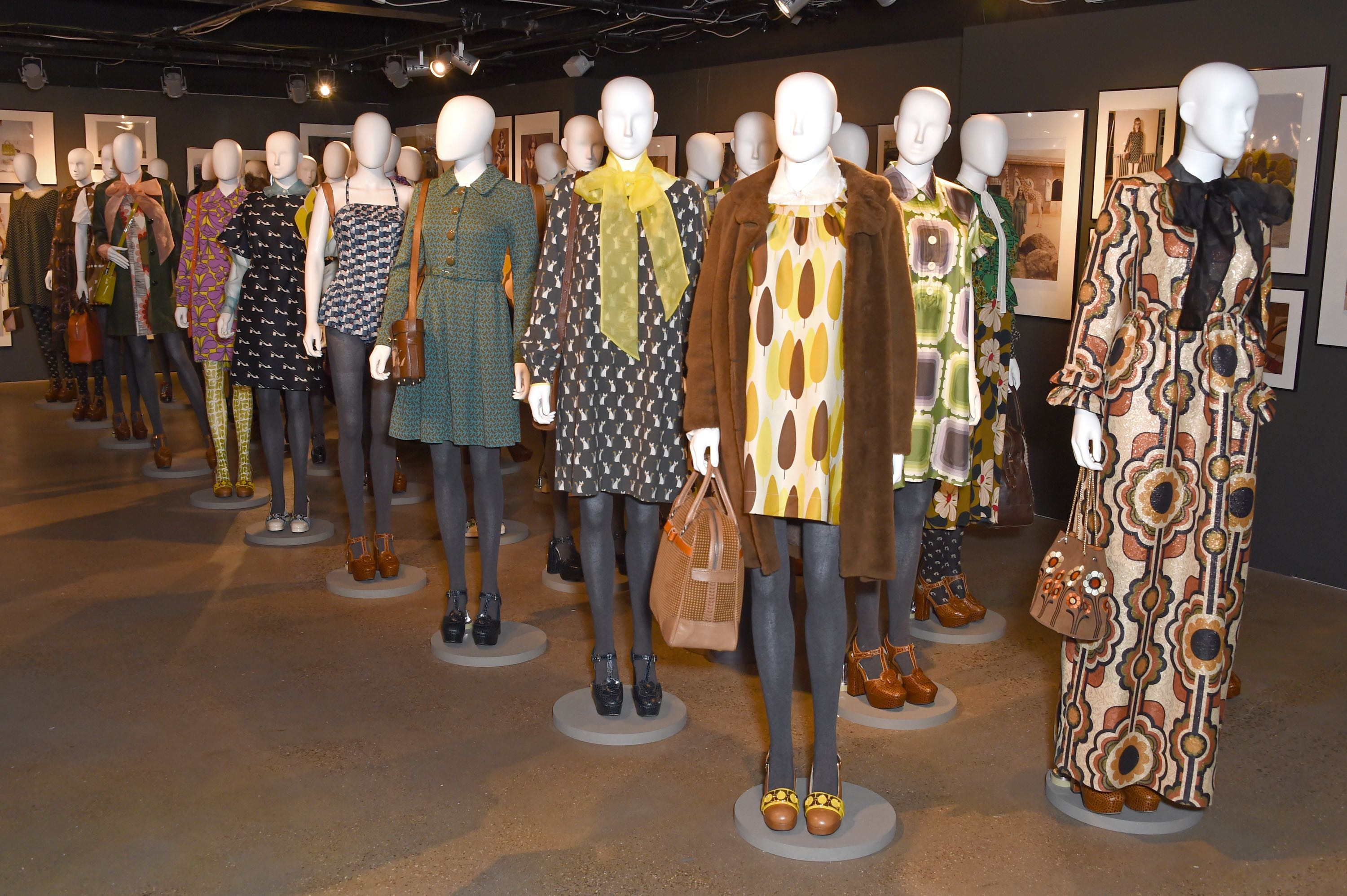 The Orla Kiely: A Life in Pattern exhibition