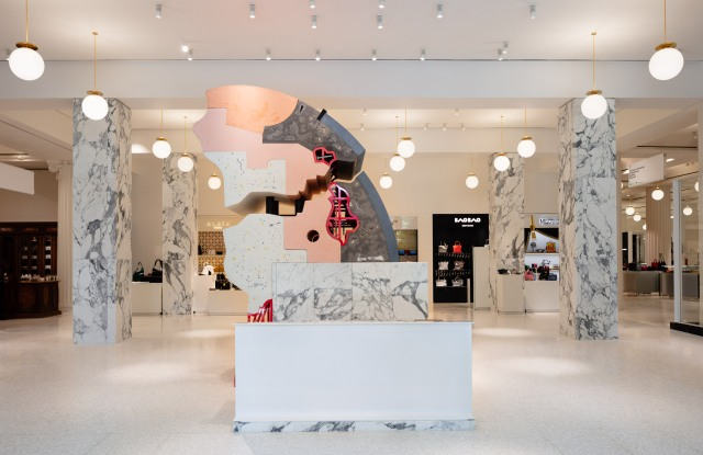 Phyllis by Holly Hendry for the Art Block at Selfridges