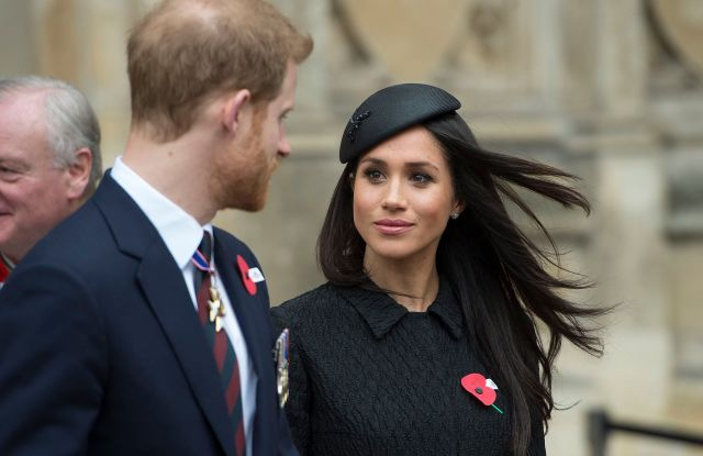 Prince Harry and Meghan MarkleAnzac Day service at Westminster Abbey, London, UK - 25 Apr 2018