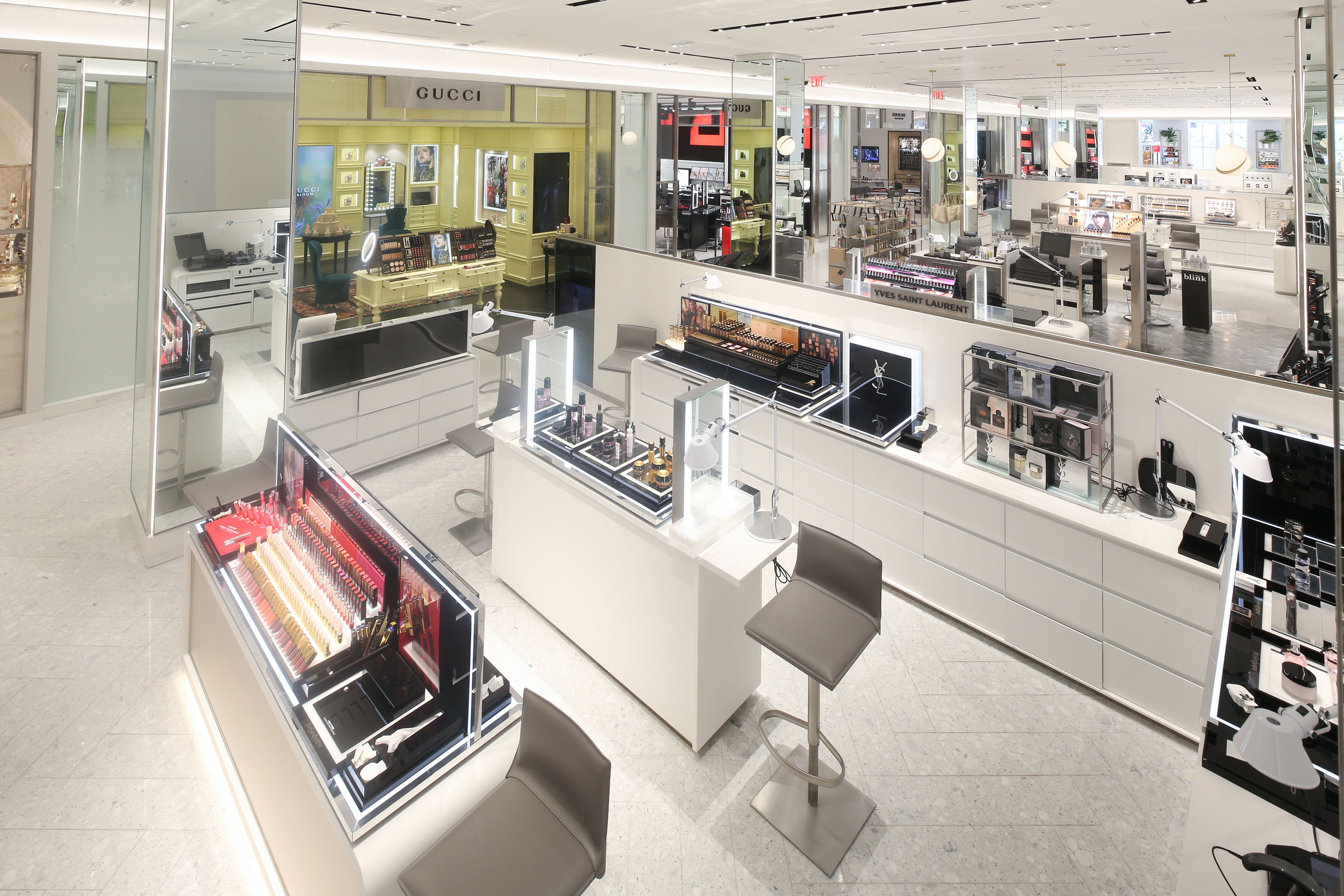 A look at Saks Beauty Floor 2.0.