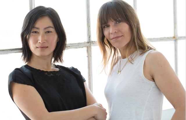 Founders Yi Zhou and Erin Cavanaugh
