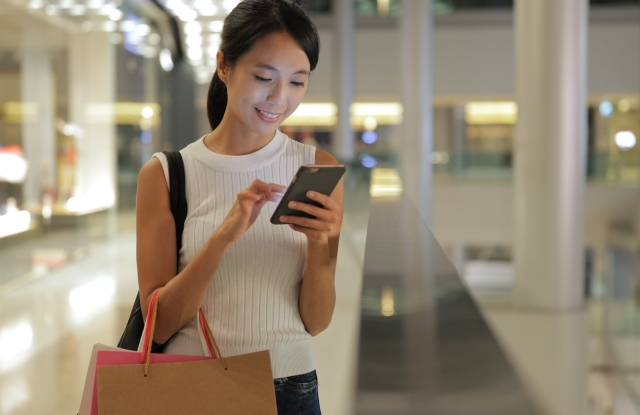 China is key to e-commerce growth.