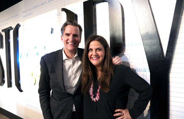 Jeff Gennette and Rachel Shechtman