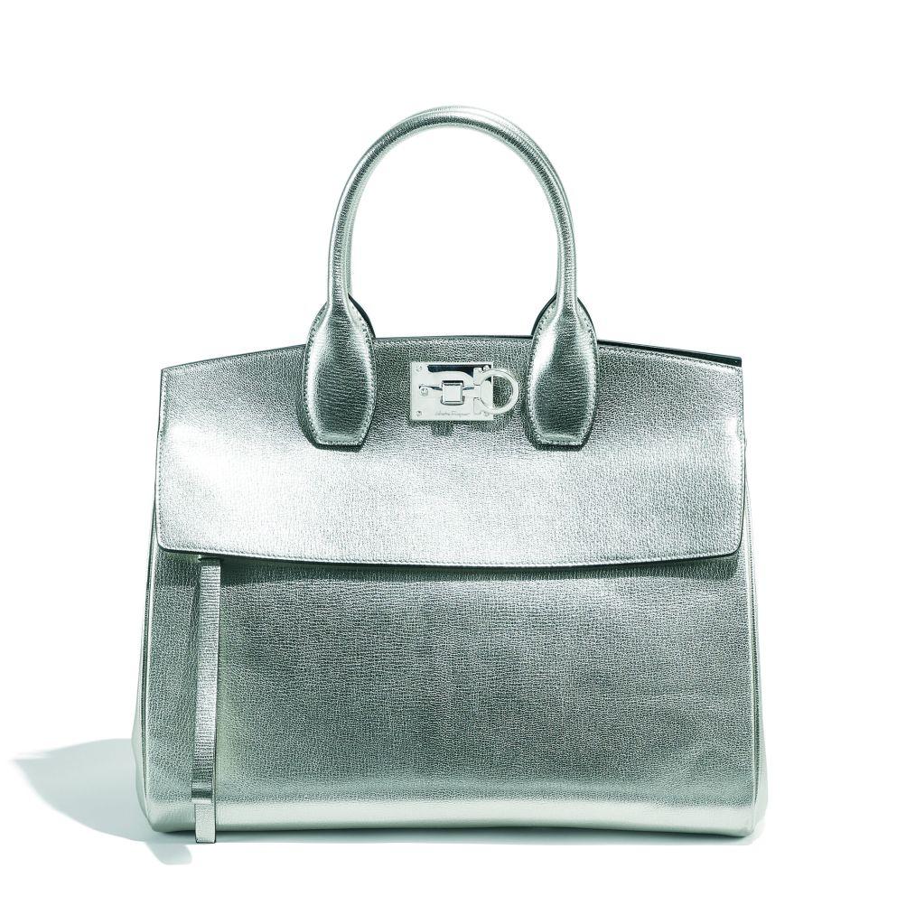 Salvatore Ferragamo's Studio Bag limited edition version