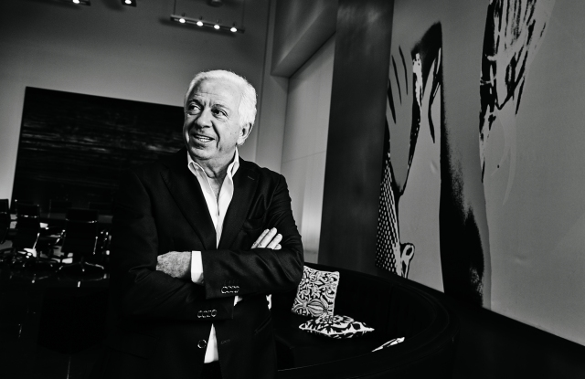 Paul Marciano Resigns from Guess