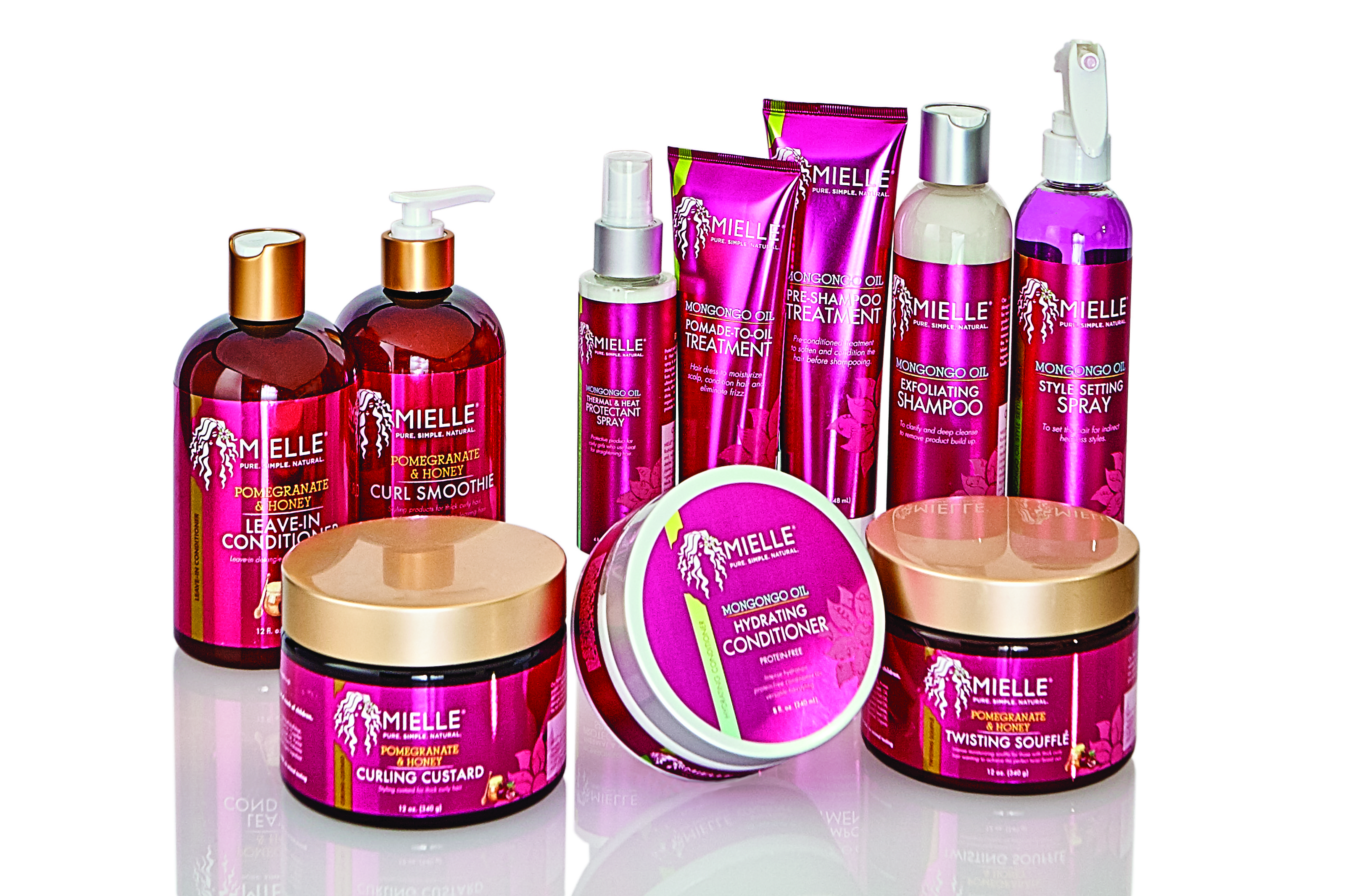 Mielle Organics is a brand that gained traction through Sally Beauty.