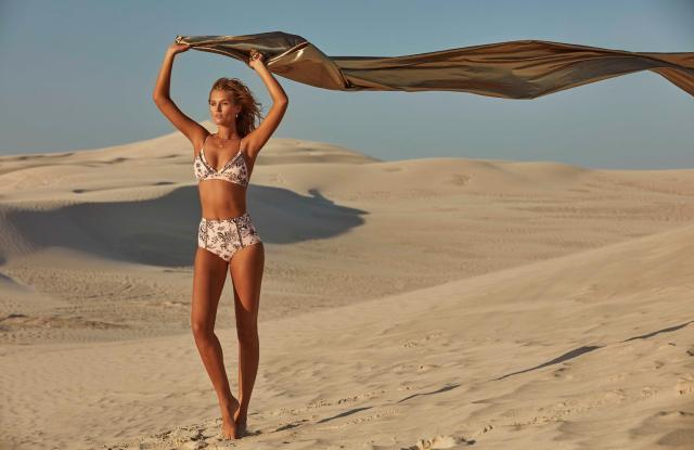 A Seafolly campaign.