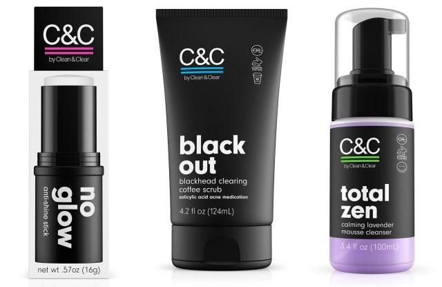 Clean & Clear's C&C