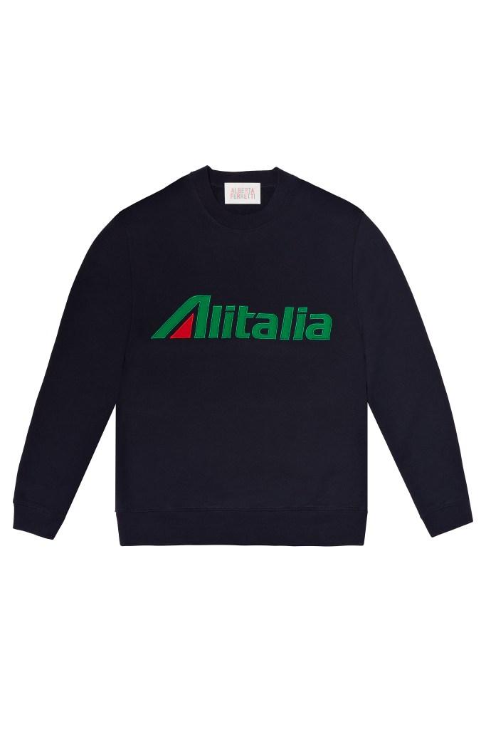 Alberta Ferretti Alitalia Capsule Collection