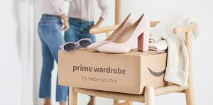 Amazon Prime Wardrobe Fashion subscription