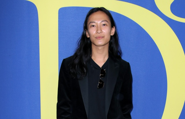 Alexander Wang, CFDA Fashion Awards, Arrivals, New York, USA - 04 Jun 2018