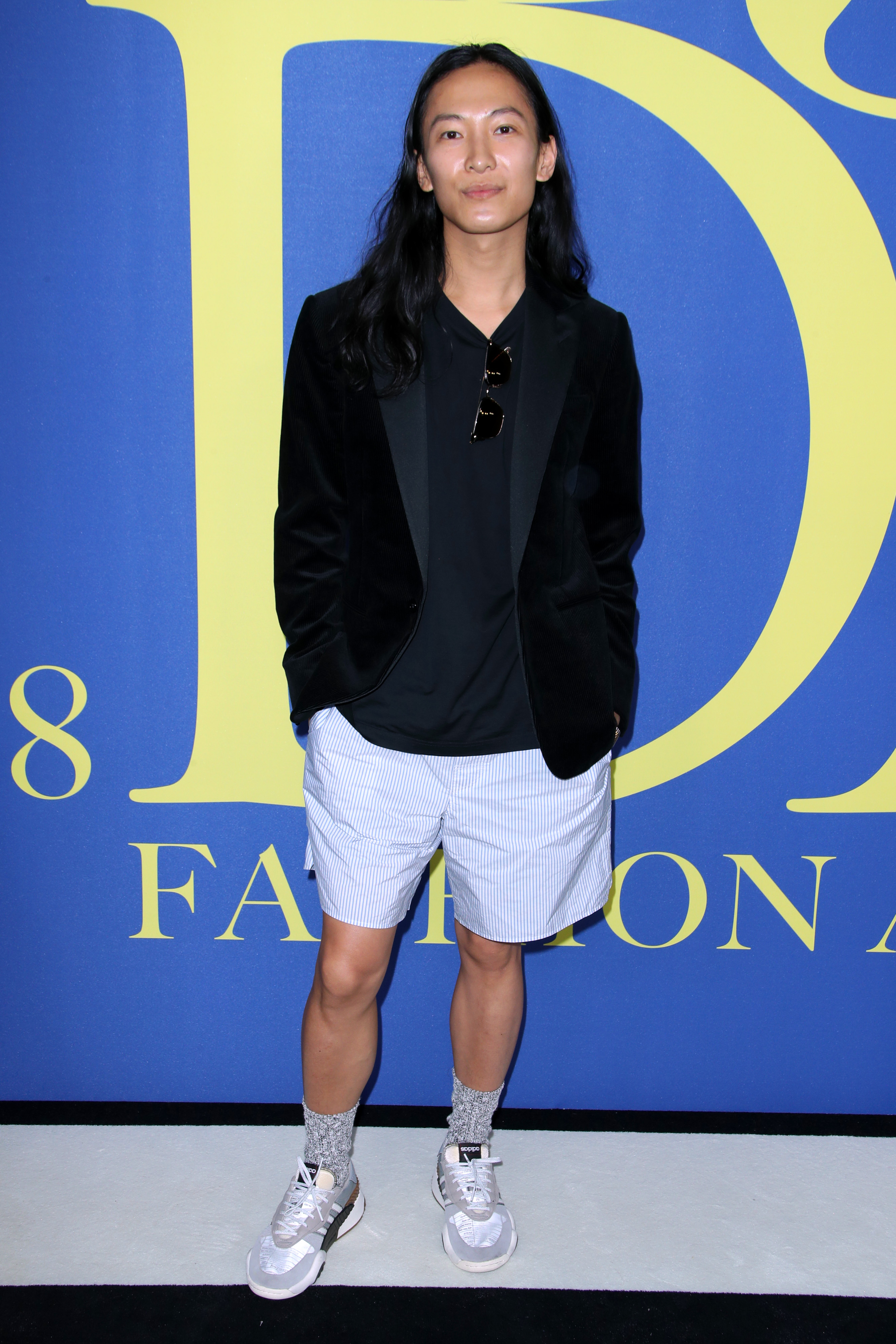 Alexander Wang, CFDA Fashion Awards, Arrivals, New York, USA - 04 Jun 2018