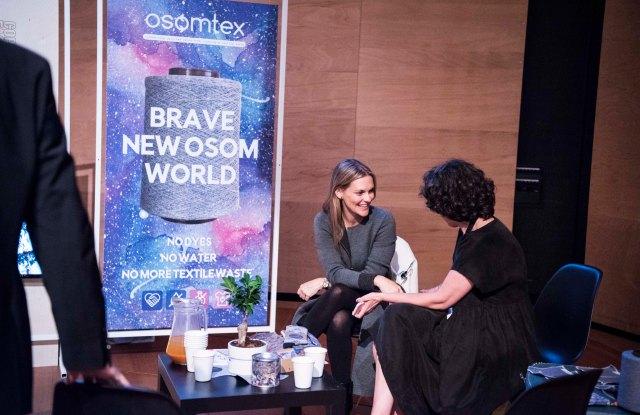 Sustainability Speed Dating at Copenhagen Fashion Summit