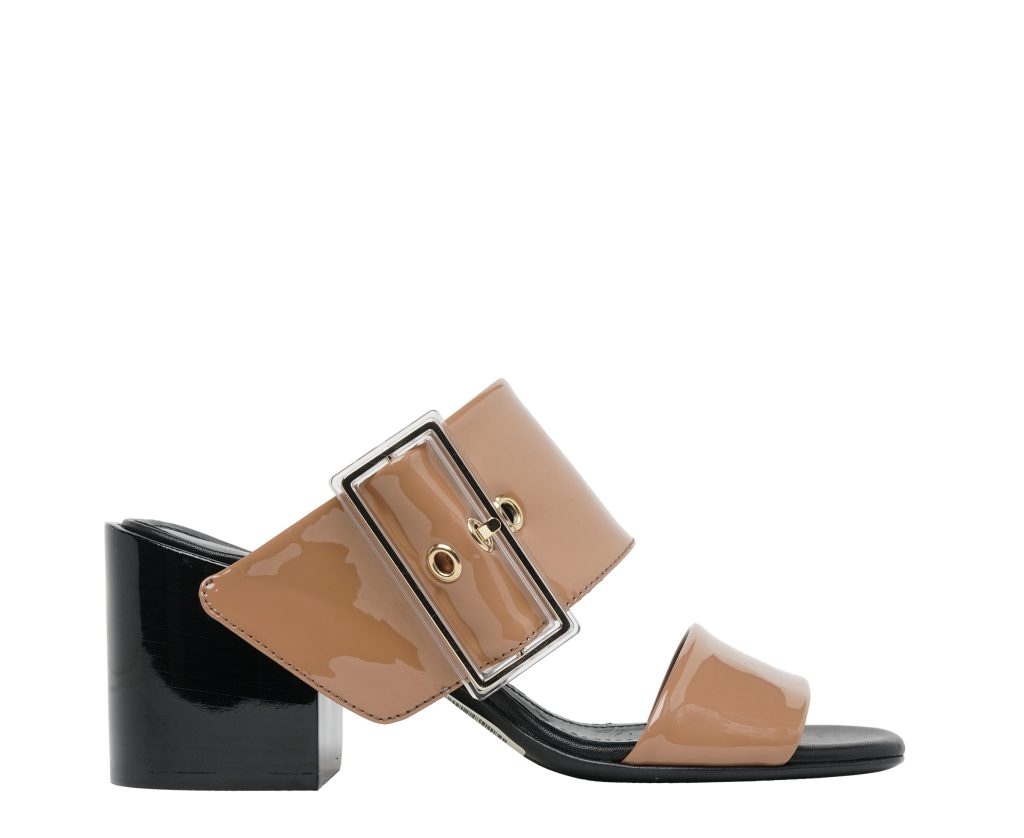 A pair of AGL sandals for spring.