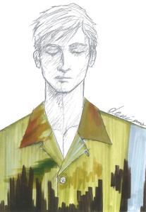A sketch from the Davi collection