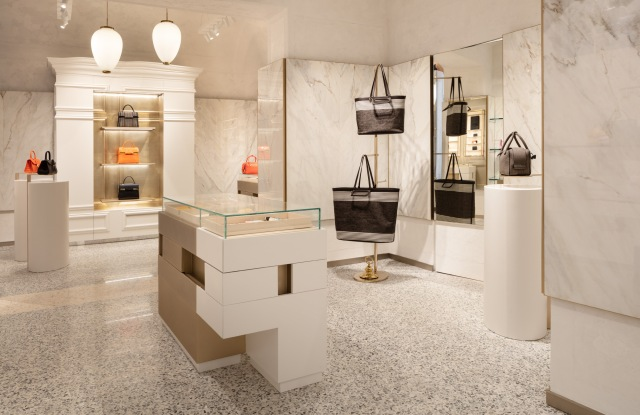 Delvaux flagship in Milan Delvaux - Milano Boutique