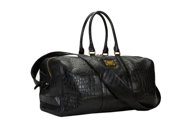 The Stalvey men's duffel.