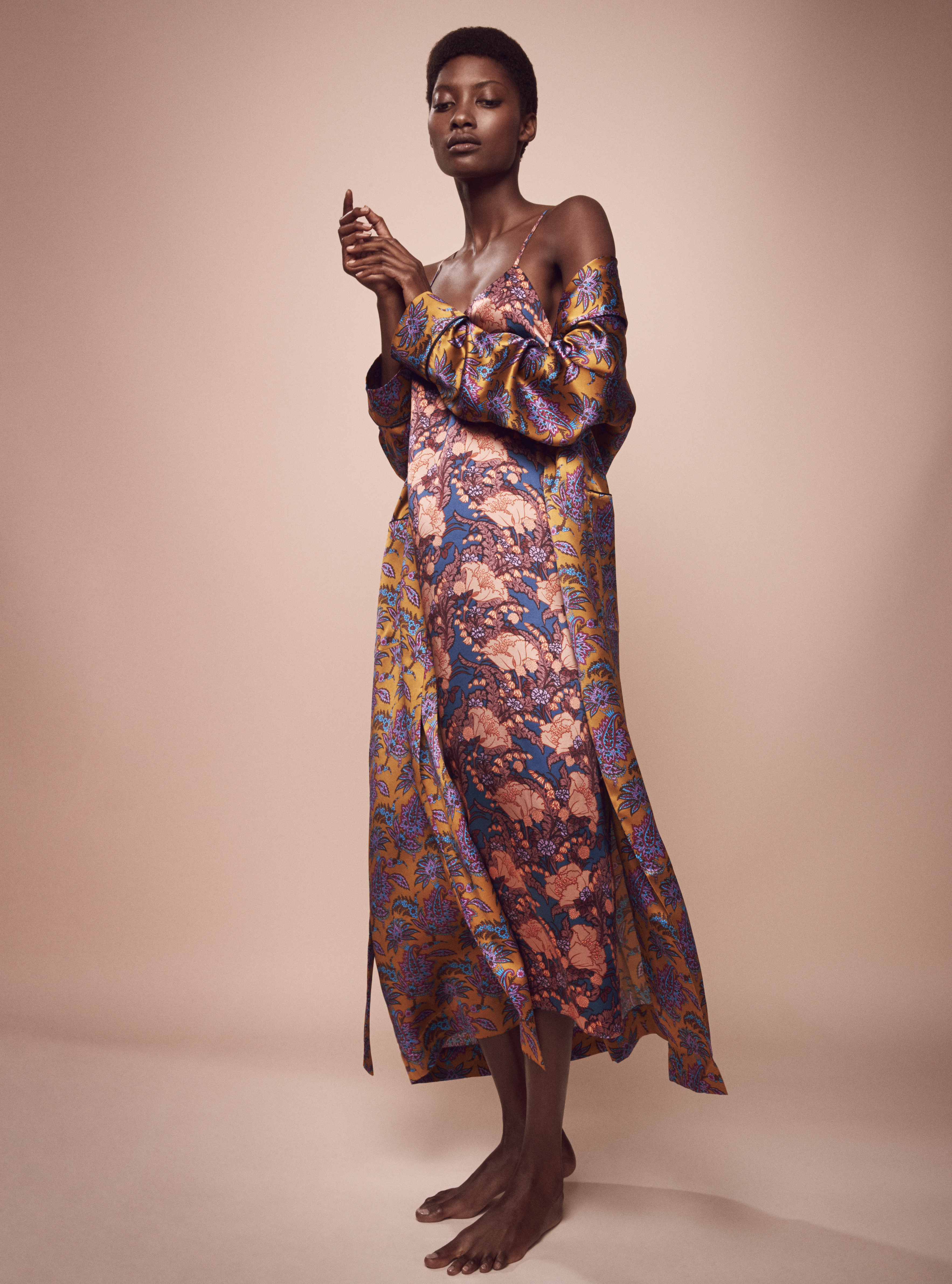 Liberty London and Florence Welch Sleepwear Collaboration