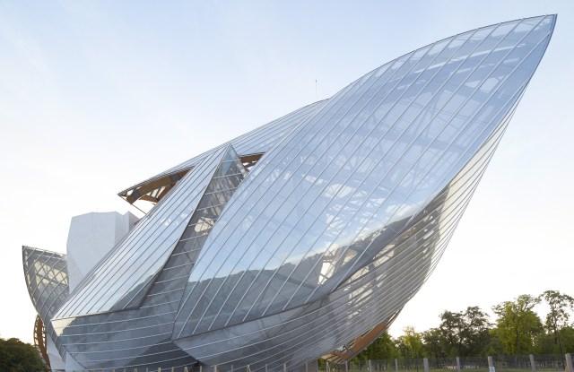 Fondation Louis Vuitton in Paris