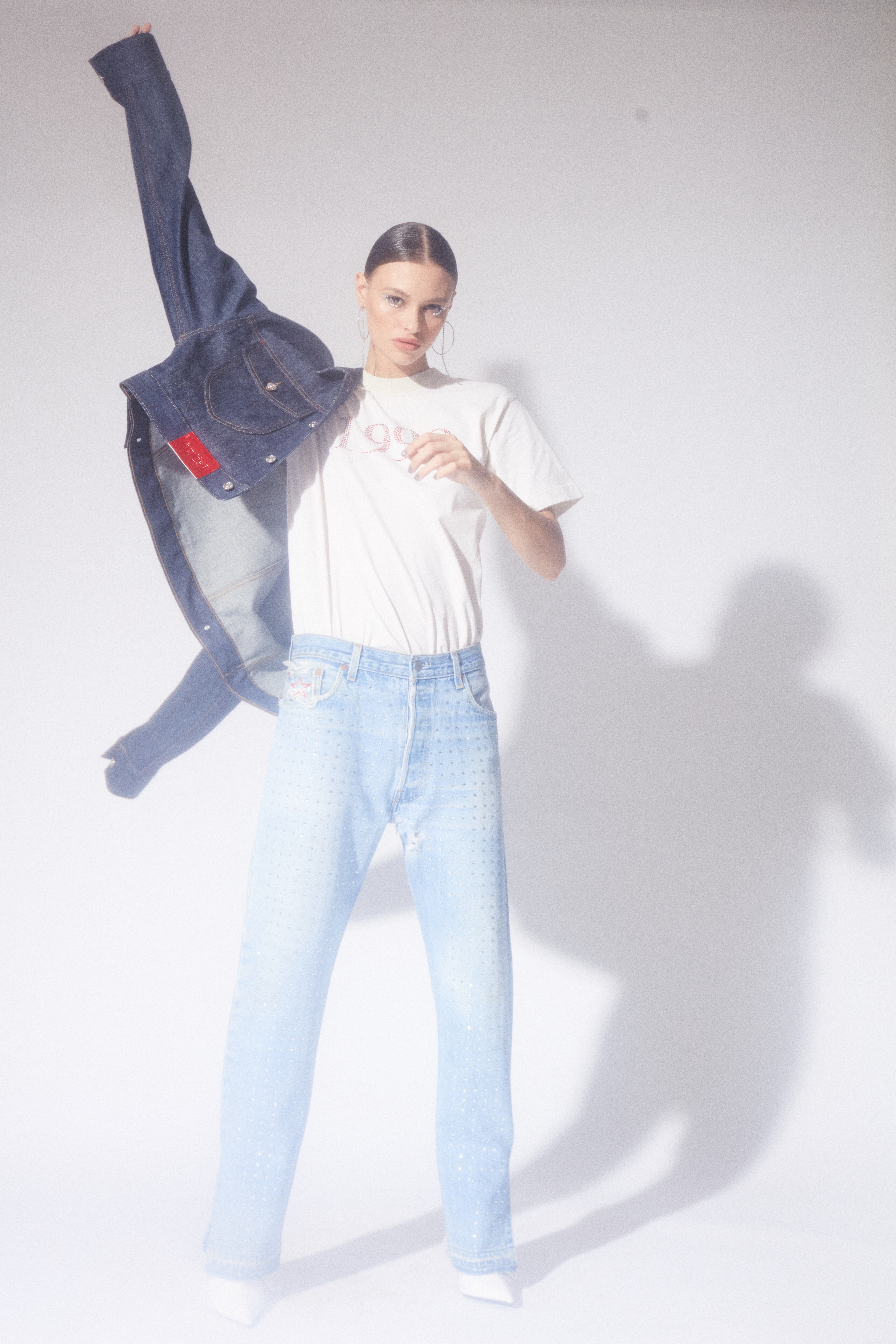 Frankie B jeans relaunch collection