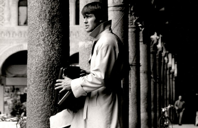 An Herno image from the Spring 1970 men's collection