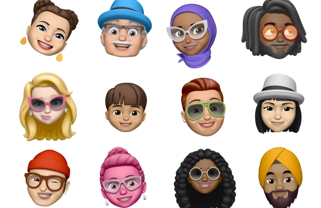 iOS 12 will come with Memoji, or customizable Animojis that animate along with the user's face