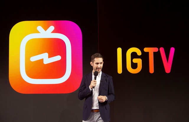 instagram video igtv kevin systrom