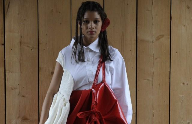 A look from Carolina Raquel