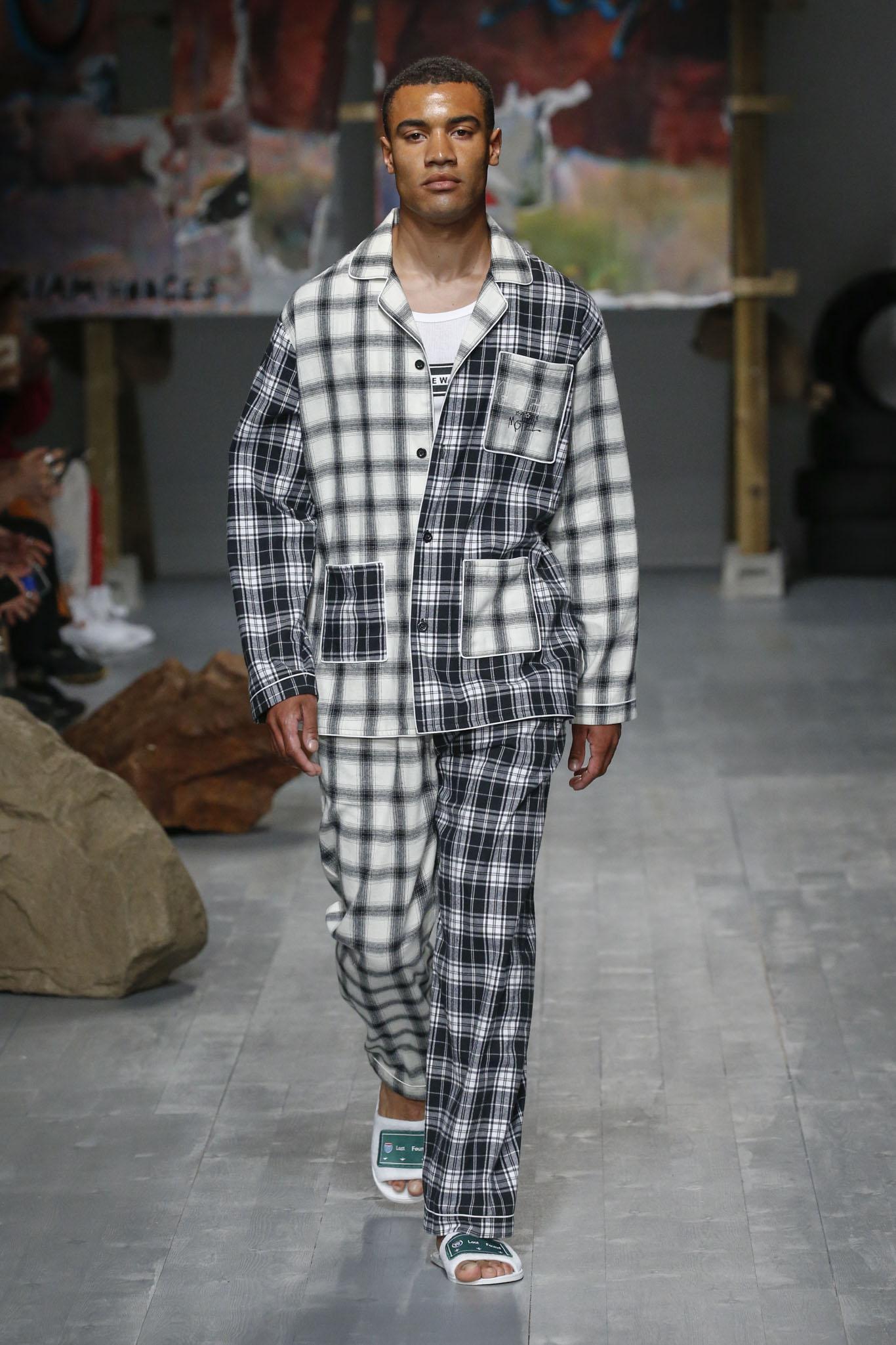 Liam Hodges Men's Spring 2019