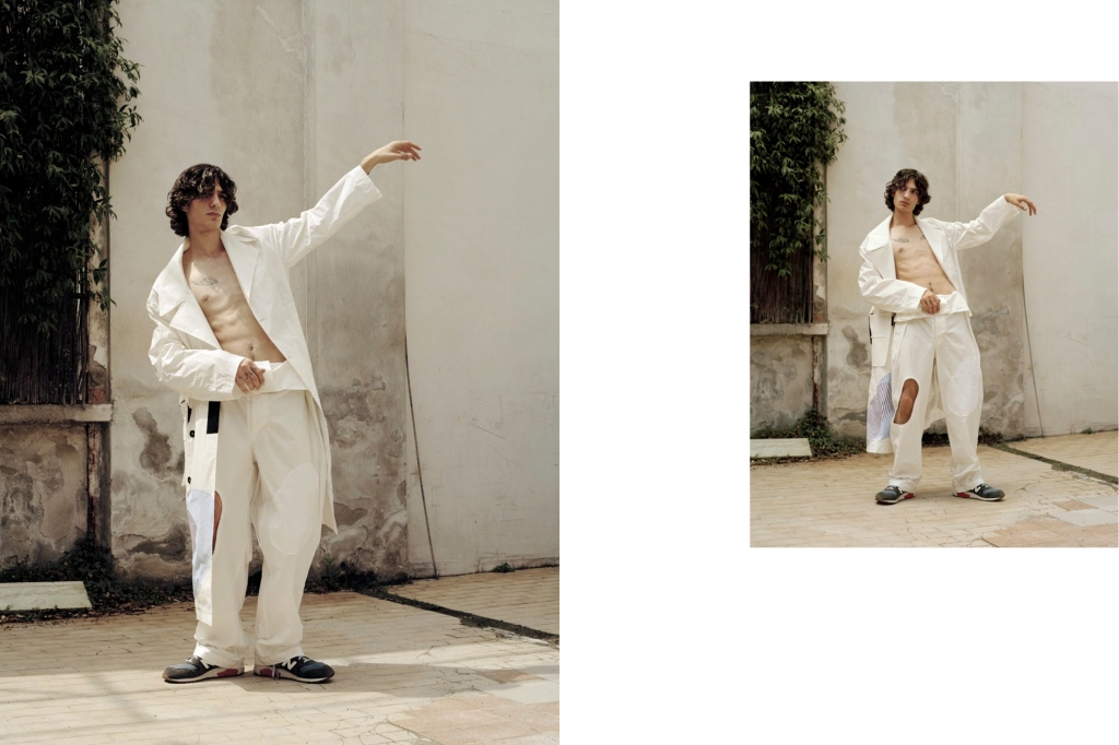 m140 men's spring 2019 collection.