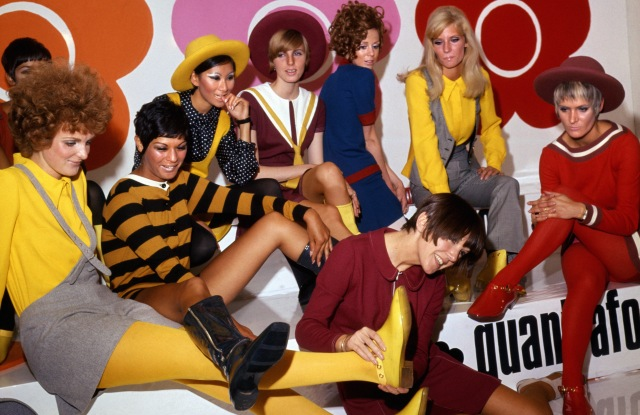 Mary Quant is at the V&A from 6 April 2019 – 8 March 2020