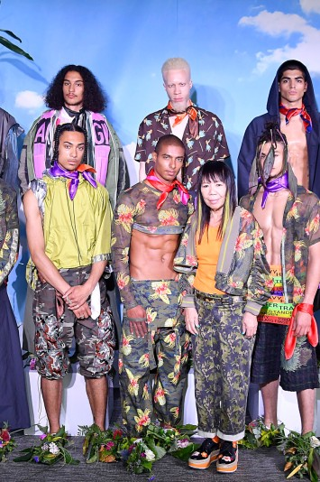 Michiko Koshino Presentation Men's Spring 2019