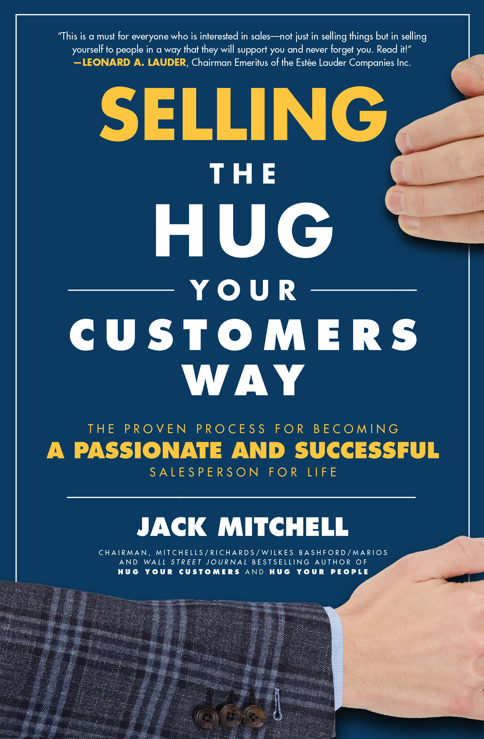 The latest book from retailer Jack Mitchell is out June 8.