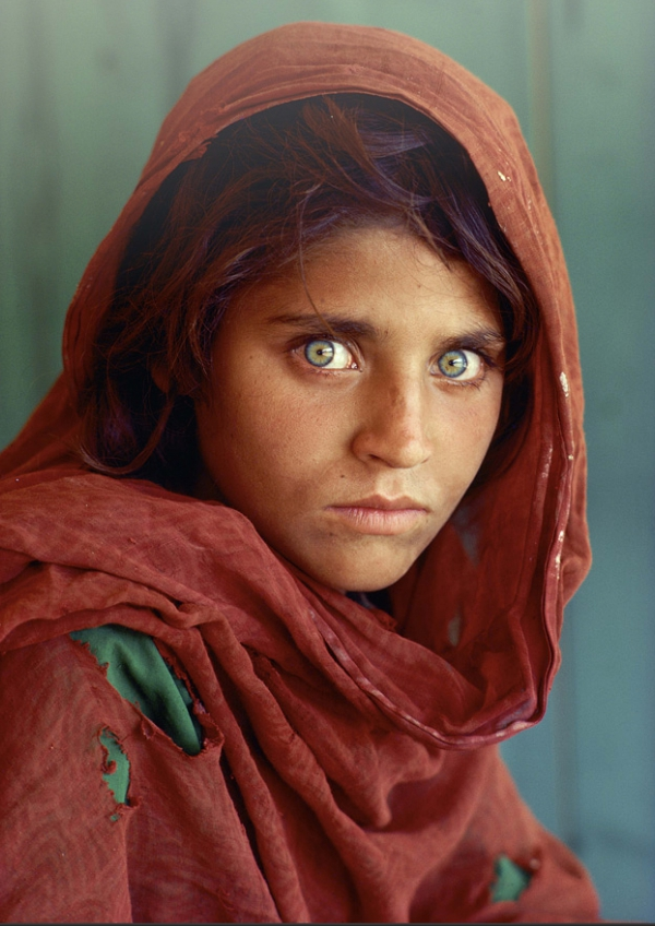 """Steve McCurry. Icons"" exhibition"