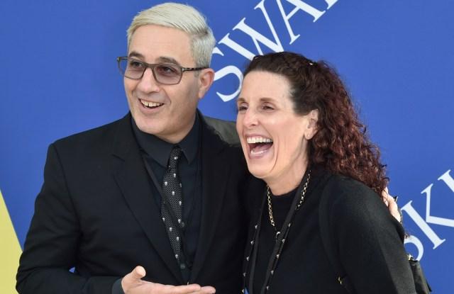 Jason Weinberg, Jill Fritzo CFDA Fashion Awards, Arrivals, New York, USA - 04 Jun 2018