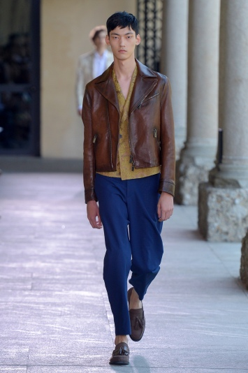 Pal Zileri Men's Spring 2019