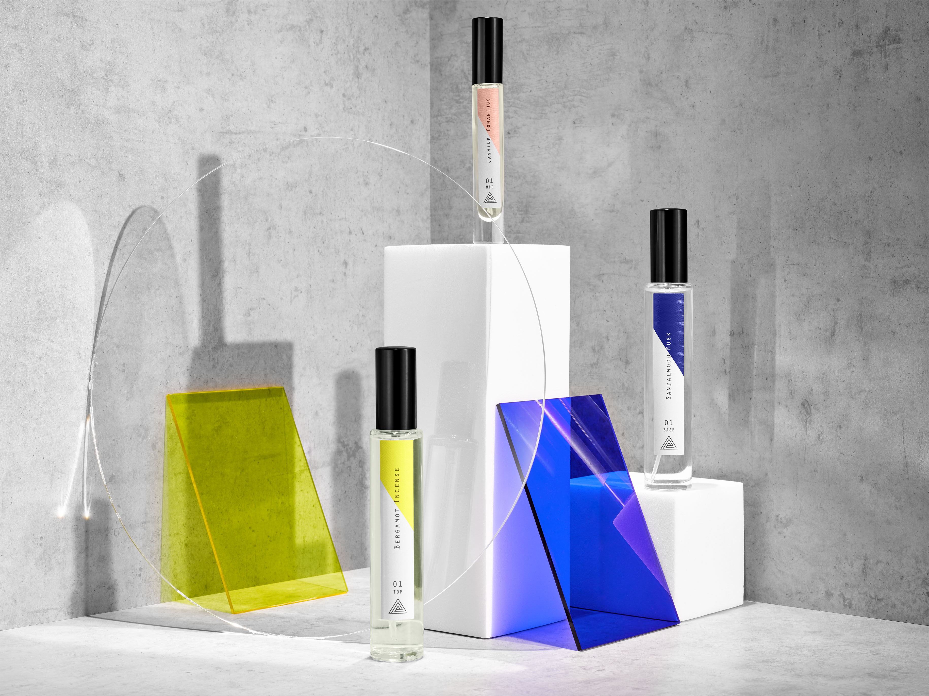 Layers by Experimental Perfume Club