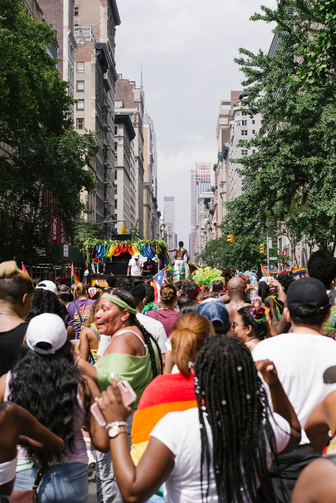 Photo Diary: NYC Pride Parade 2018