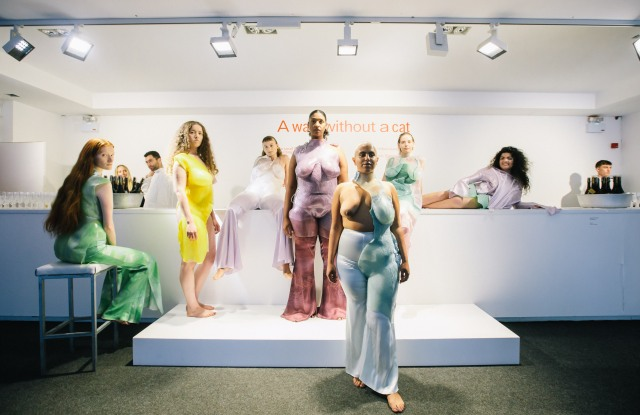 Sinéad O'Dwyer's Collection for The Royal College of Art Fashion Show