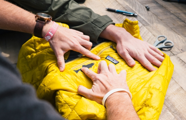 Patagonia sells refurbished garments online and in select stores.