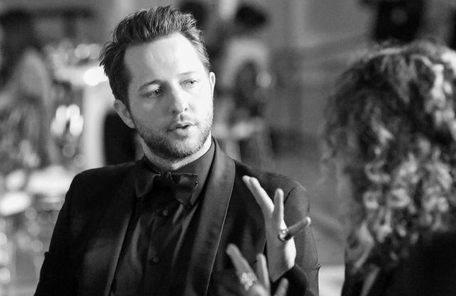 Derek BlasbergCFDA Fashion Awards, Cocktails, New York, USA - 04 Jun 2018
