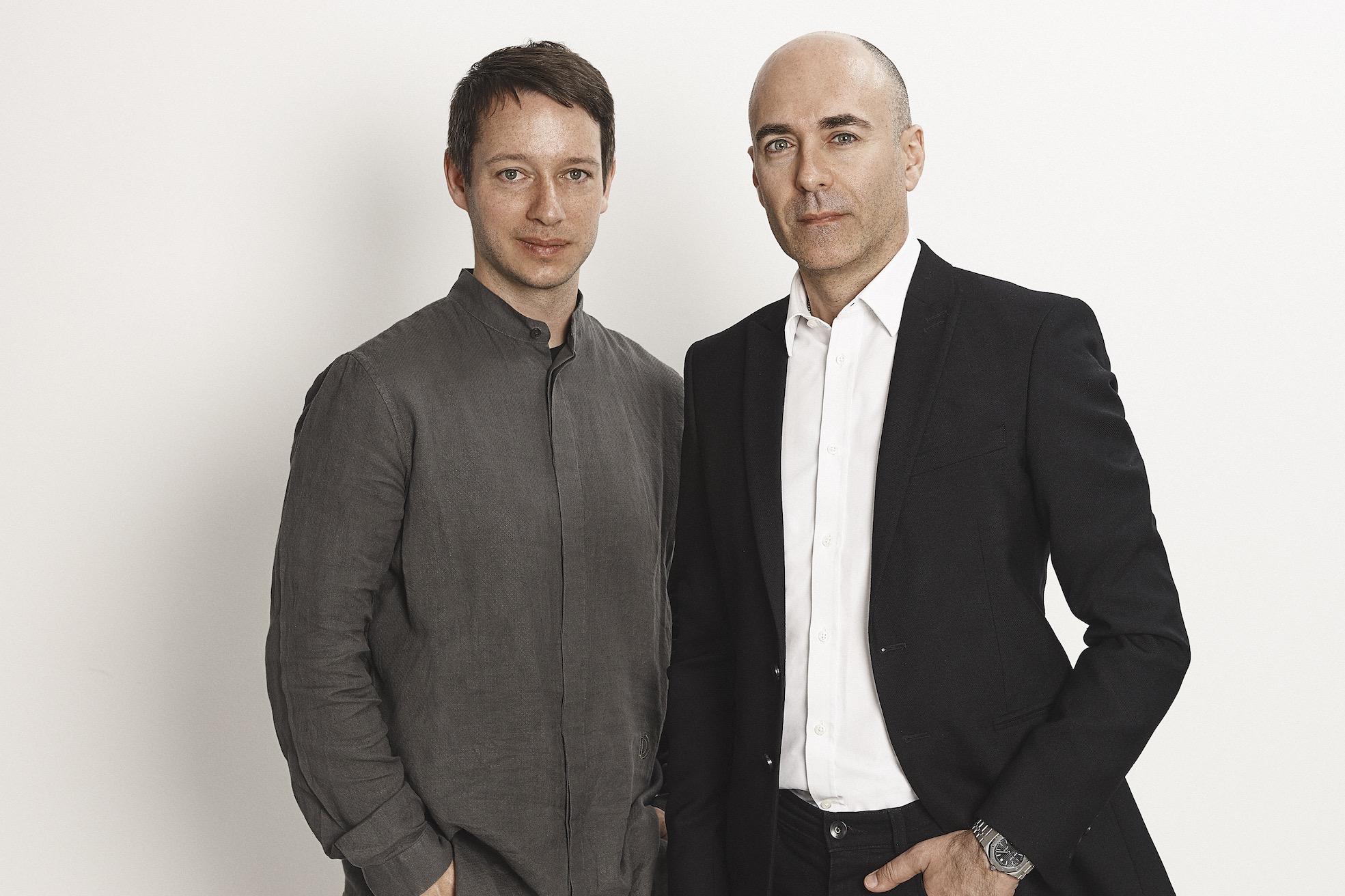 Damir Doma and Alessandro Locatelli