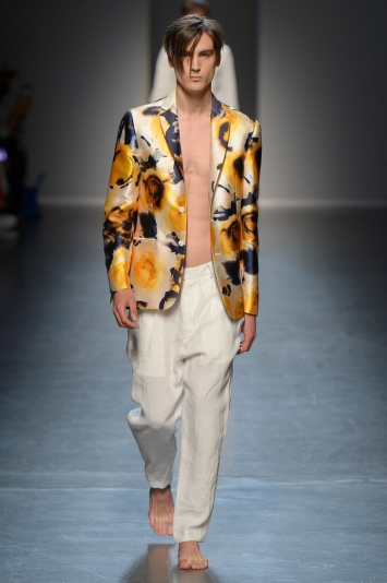 Sartorial Monk Men's Spring 2019