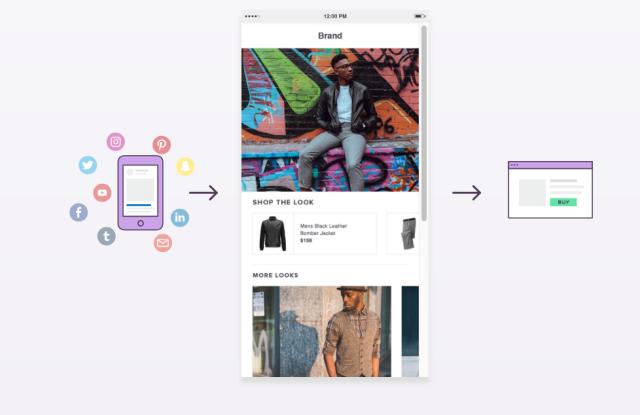 social media, retailer, e-commerce, mobile commerce