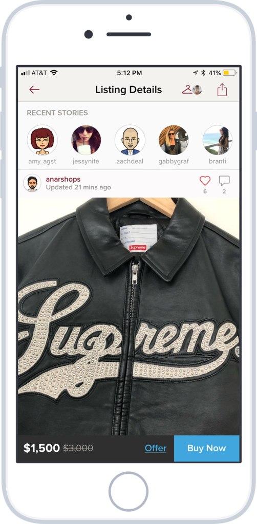 Snapchat Poshmark snap kit