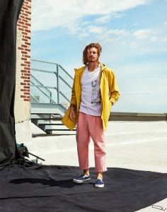 The collection launched at Bonobos on Thursday.