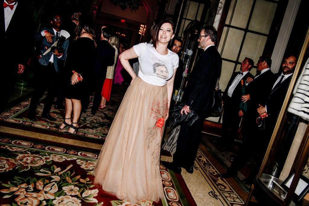 Rachel BloomTony Awards, After Party, The Plaza Hotel, New York, USA - 10 Jun 2018