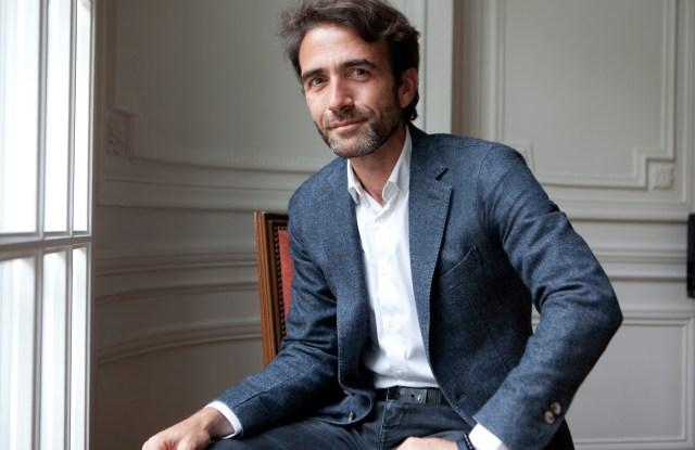 Ba&sh ceo Pierre-Arnaud Grenade