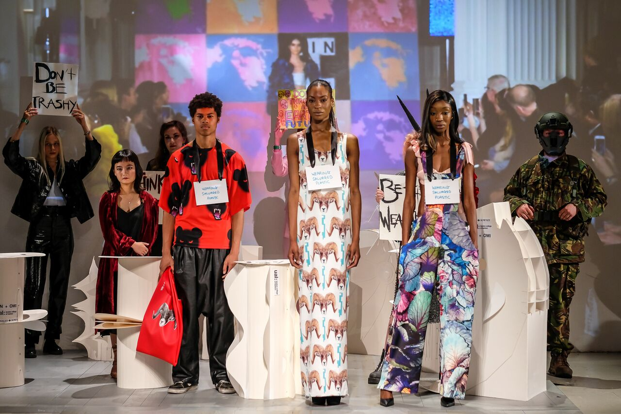 The Vin and Omi Spring 2019 show